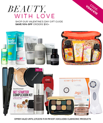 TheBeautyPlace.com Releases 2016 Valentine's Day Gift Guide