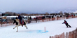 The always popular WinterFest Ski Joring Competition will take place at Jackson Hole Mountain Resort this year in celebration of the resort's 50th anniversary.