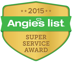 """Giroud Tree and Lawn Earns Angie's List """"Super Service Award"""" for 2015"""