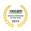 iland named Service Provider of the Year by Veeam