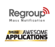 Regroup Mass Notification Wins SSI Awesome Application Award
