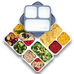 Bento Lunchbox Set for Adults and Children by Nucucina