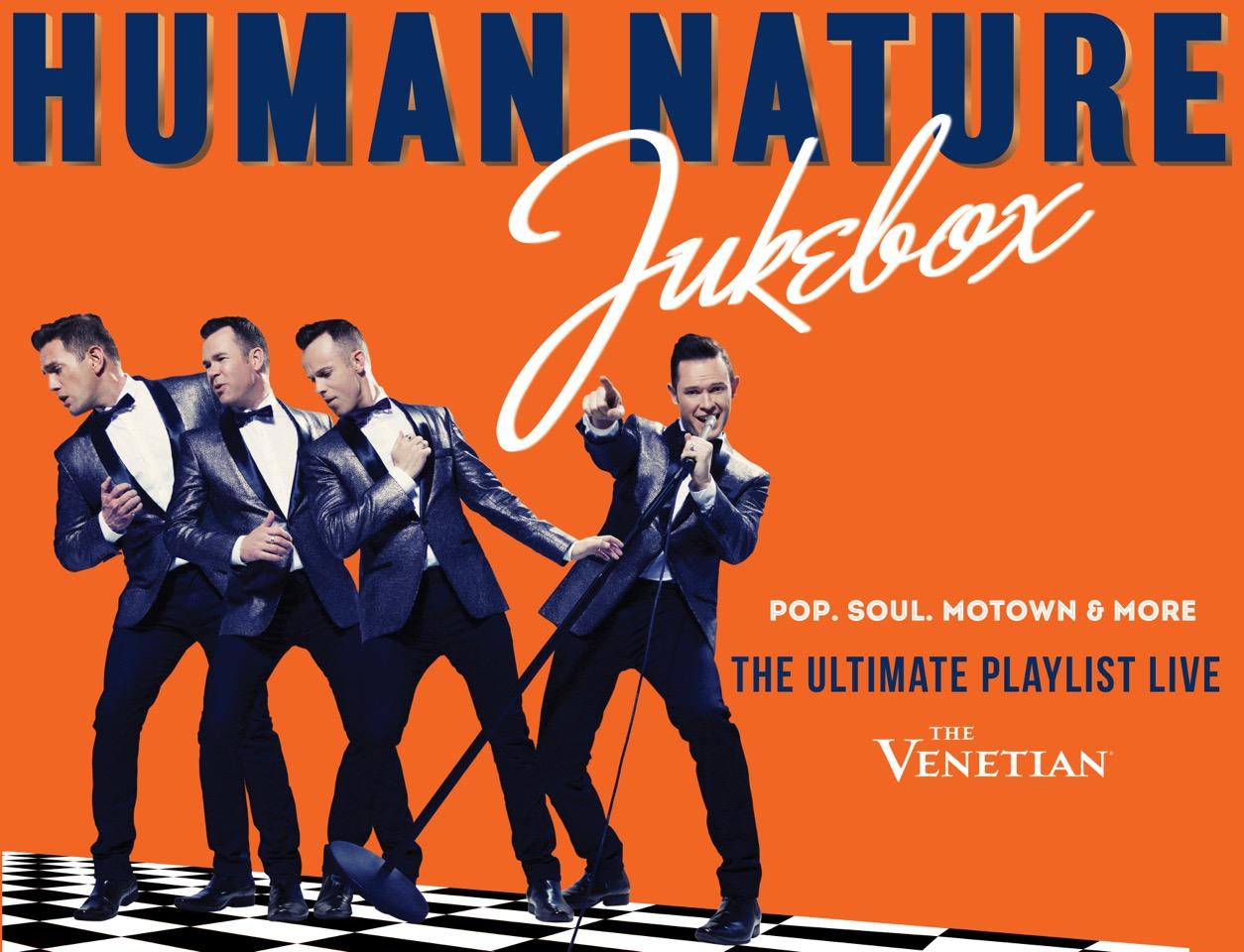 Human Nature Venetian Discount Tickets