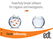EDT Releases Version 5.0—Next generation Litigation and Investigation Software