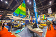 70th Annual Seattle Boat Show Docks Jan. 27, 2017