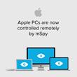 mSpy Launches Apple PCs Remote Control