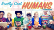 New Really Cool Humans Digital Amateur TV Network Launches Today