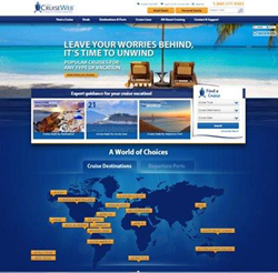CruiseWeb.com Homepage