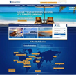 CruiseWeb.com Re-launches Website: Beautiful, Powerful, Easy to Use – Supported by Complimentary Personal Expert Guidance to Meet Each Cruise Vacationer's Specific Needs