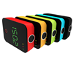 Camile Bike Cam with GPS is available in 5 colors