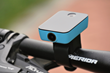Camile Bike Cam with GPS by Miniwing in blue