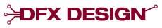 DFX Design logo printed circuit board design