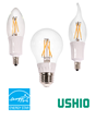 U-LED Decorative Filament LED Lamps