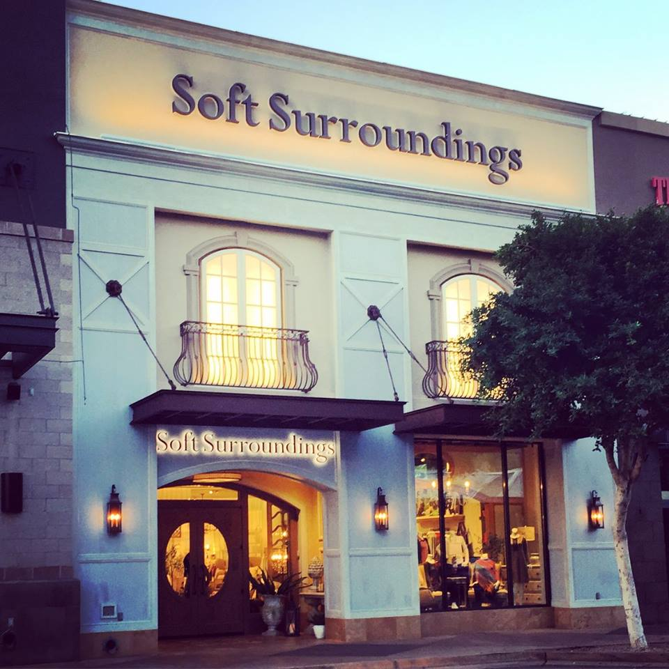soft surroundings to add up to 15 new stores in 2016