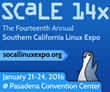 SaltStack Data-Driven Orchestration on Display at SCALE 14x