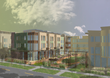 Original Project Rendering Tejon34.  Project Completion 2016