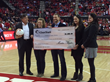 ClearShark Presents Military Appreciation Game at University of Maryland