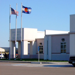Washington County Sheriff's Office building
