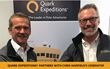 Quark Expeditions® Is Excited to Announce That Astronaut Colonel Chris Hadfield Will Bring His Generator Show to the Arctic