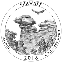United States Mint Launches Shawnee National Forest Quarter
