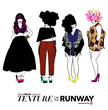 Curly Hair Solutions® Participates in Texture on the Runway February 2016!