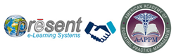 PRESENT e-Learning Systems Alliance Partnership with American Academy of Podiatric Practice Management
