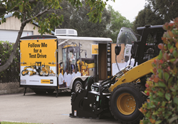Hawthorne Cat Promotes Level 1 Operator Training