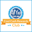 All Year Cooling's Cool Cash Rewards Club Announces Their May Prize Raffle