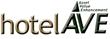 hotelAVE Logo