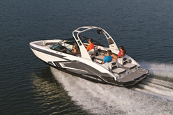 Pier 33 features a full selection of Vortex Jet Boats from Chaparral.