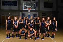 2015-16 SLCC women's basketball team.
