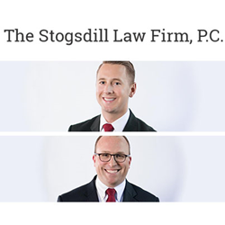 DuPage Divorce Attorneys William J. Stogsdill and Brett T. Williamson of The Stogsdill Law Firm, P.C