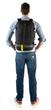 Slicks Backpack Mode - Yellow - Back