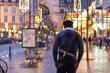 Slicks Messenger Bag Mode Lifestyle