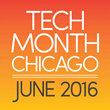 Tech Month Chicago 2016 logo - tech conference