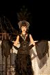 SUE WONG Fashion Installation Model - Photo by Greg Doherty