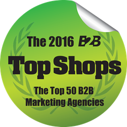 Bayshore Solutions Earns 2016 B2B Top Shop Ranking