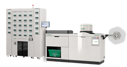 New technology speeds up filling process with accuracy.