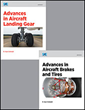 SAE International Offers New Book Set that Details Technology and Advancement in Aircraft Landing Gear, Brakes and Tires