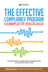 Effective compliance program
