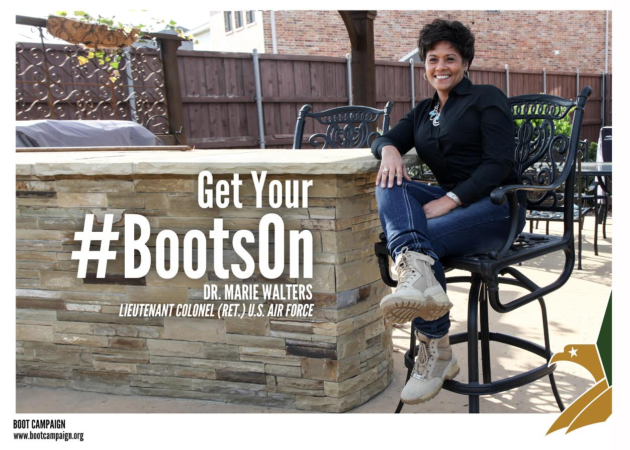 Boot Campaign Celebrates 'Black History Month' Honoring ...
