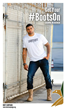 Retired all-pro NFL linebacker and sports commentator Shawne Merriman gets his #BootsOn to support our Military.