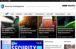SecurityIntelligence.com by IBM, Skyword, and Racepoint