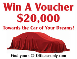 Off Lease Only Chariity Car Giveaway