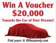 Win a $20,000 OffLeaseOnly Car Voucher and Support Education