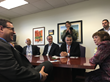 MIAMI meets with Sen. Gwen Margolis in Tallahassee