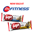 Yup Brands' B-Up Protein Bars are Now Available at 24 Hour Fitness