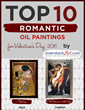 overstockArt.com Announces Top 10 Most Romantic Art for Valentine's Day 2016