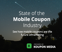 Koupon 2016 State of the Mobile Coupon Industry Report