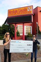 AdmitSee Fall 2015 $5,000 Scholarship Winner